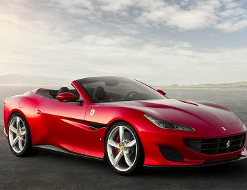 Ferrari Introduces a New GT: The Portofino
