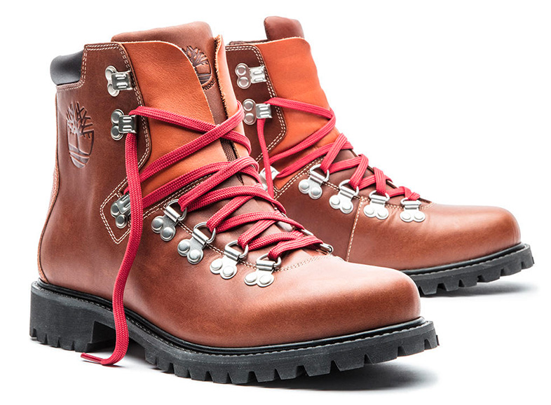 Timberland Revives a Fall Classic: The 1978 Waterproof Hiking Boot at werd.com