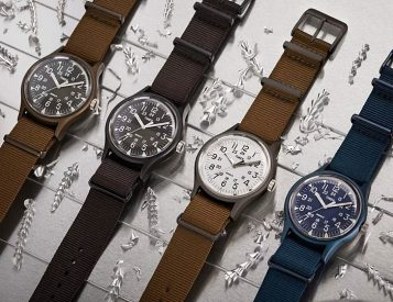 Timex Revives a Military-Grade Classic with the MK-1 Aluminum