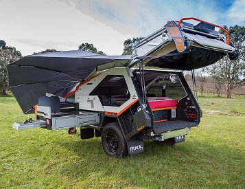 The Insane MK5 Camper Takes Camping Comfort Off-Road