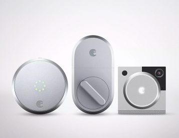 August Home Introduces 3 New Smart Lock Products