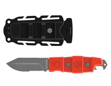 The Gear Aid Buri Knife is a Sharp Companion for Camping and Everyday Action