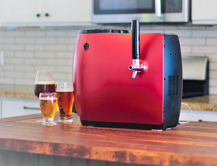 HOPii Turns You Into a Craft Brewer with The Press of a Button at werd.com