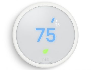 The Nest Thermostat E is Just As Smart but More Affordable