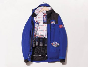 The Sixer Jacket from 686 is also a Cooler
