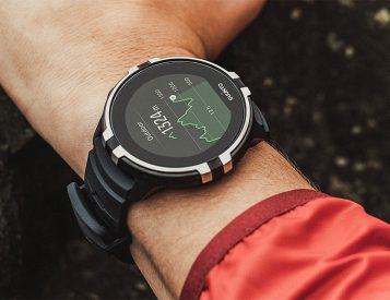 Suunto's Spartan Sport Wrist HR Baro is a Cool Winter Sports Watch