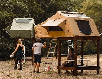 Tepui SkyCamp Puts a Rooftop Tent on the Ground