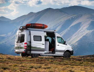 The Winnebago Revel is the Tricked-Out Sprinter You're Fiending For