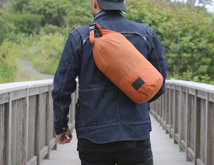 The Wolverine Pack is Made Of the World's First Self-Healing Fabric at werd.com