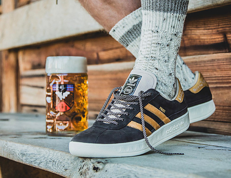 Oktoberfest is Coming, Get Your Beer-Spill Proof Adidas Kicks at werd.com