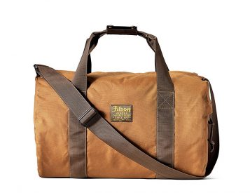 The Barrel Pack Duffle Delivers Filson Durability in a Lightweight Design