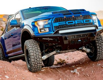 Special Edition Ford Raptor Gets The Shelby Treatment