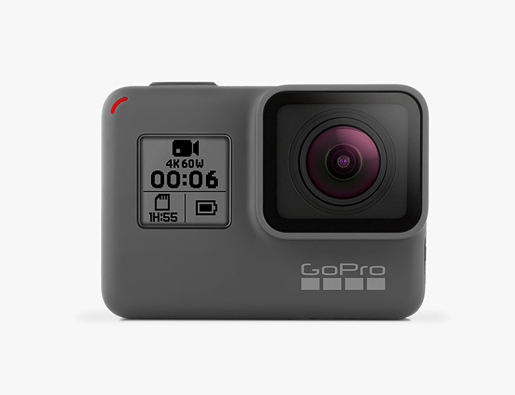 The Hero6 is the Best GoPro Yet at werd.com