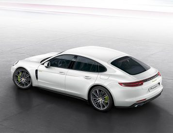 Porsche Unveils a Wicked Wagon: The 2018 Panamera Turbo S E-Hybrid Sport Turismo