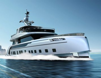 Porsche Introduces a Superyacht