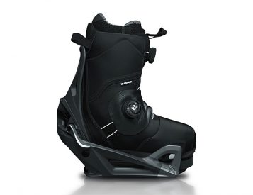 Burton Step On, the Fastest, Most Convenient Snowboard Binding Available in November