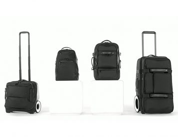 G-RO Bags are Built for the Modern Commuter & Traveler