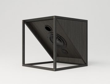 The M1 from JLA is Designer Hi-Fi Furniture