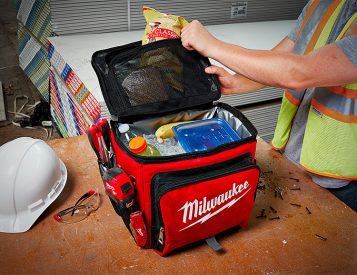 Milwaukee's Jobsite Cooler Keeps Everything Chill