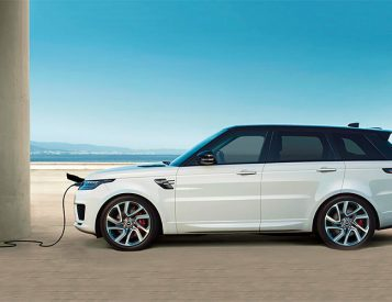 Land Rover Unveils Its First Plug-In Hybrid Range Rover