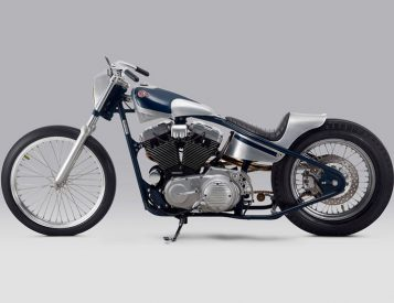 Thrive Motorcycles Built a Harley-Powered Wolvervine