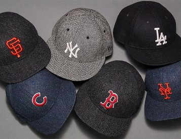 Todd Snyder & New Era Bring Classic Style To Hats From Your Favorite Baseball Teams
