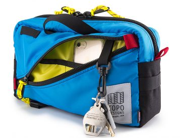 Topo Designs' Quick Pack is a Classic & Versatile Compact Carryall