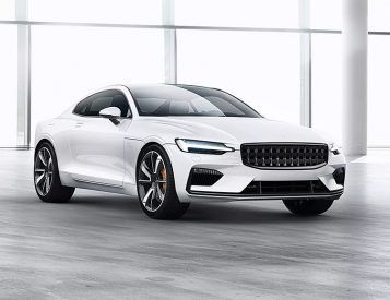 Volvo's Polestar 1 Brings Hybrid Performance To New Heights
