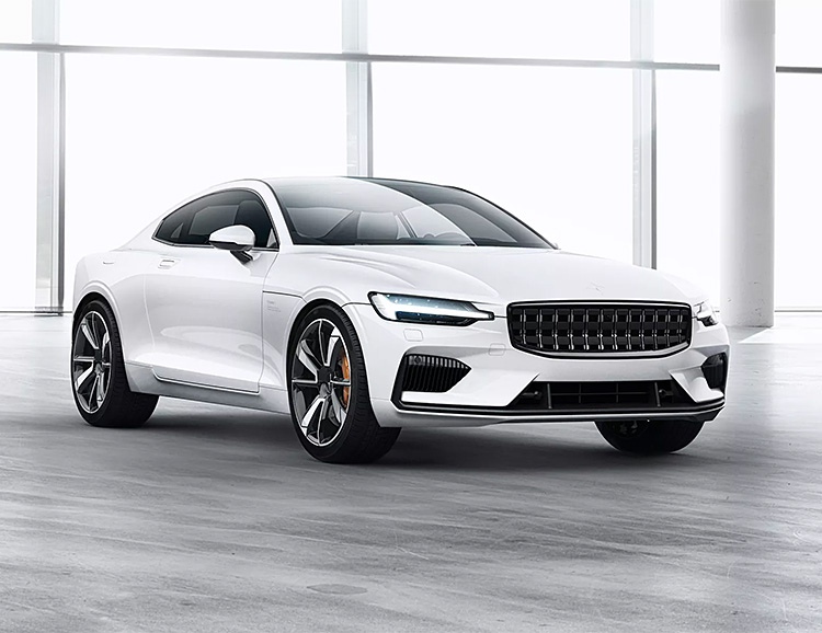 Volvo's Polestar 1 Brings Hybrid Performance To New Heights at werd.com