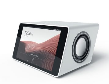 The AIVIA Smart Speaker has a Sweet Touchscreen & Bass That Bangs