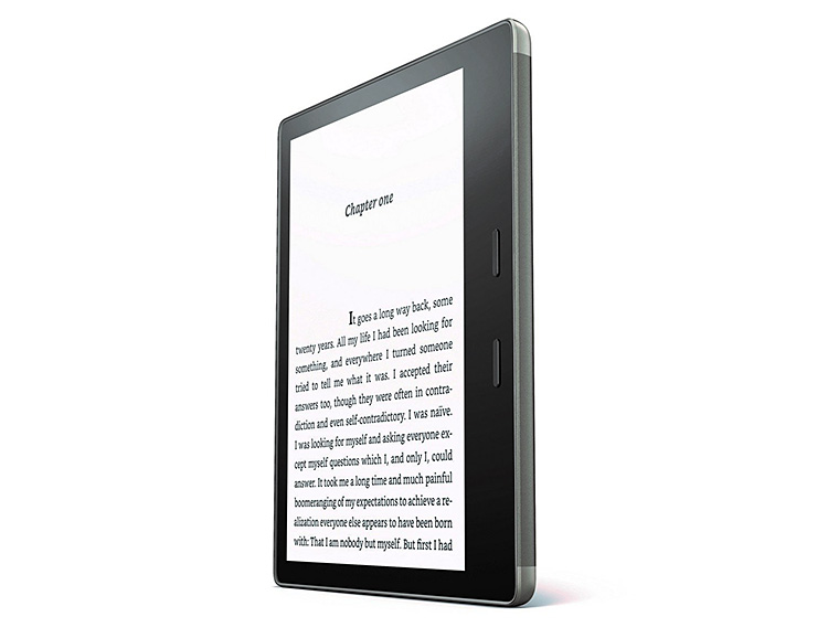 Go Ahead, Read in the Bathtub with the Waterproof Kindle Oasis at werd.com