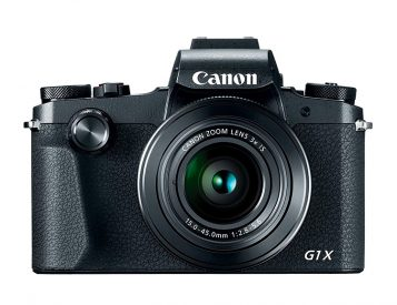 With the G1 X Mark III, Canon Brings a Big Sensor to its Compact PowerShot Line