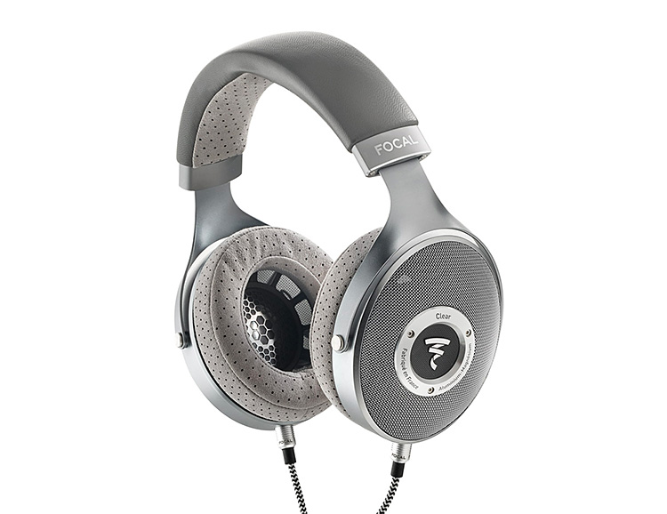 Spendy AF: Focal Clear Headphones at werd.com