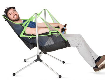 Nemo Stargaze Camp Chairs Look Like a Great Place to Hang Out