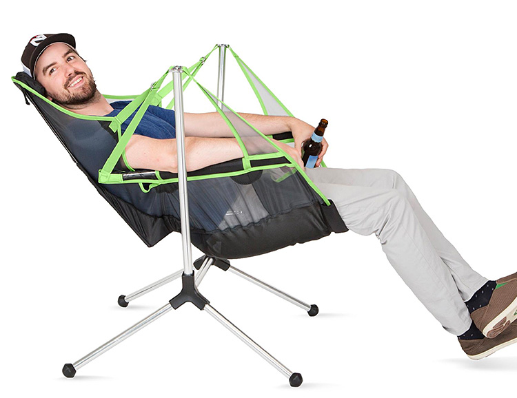 Nemo Stargaze Camp Chairs Look Like a Great Place to Hang Out at werd.com