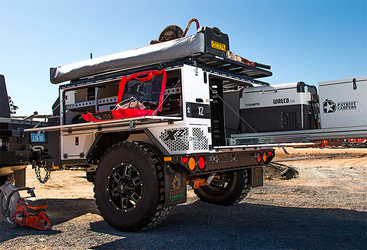 Australia's Legendary Patriot Campers are Coming to the USA at werd.com