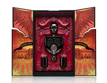 Patrón Tequila Drops a Special Edition Just In Time For Halloween