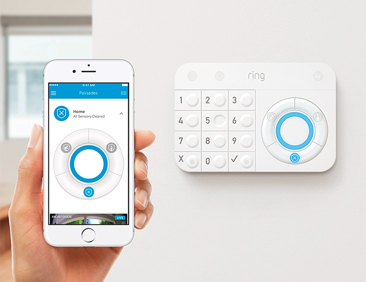 Ring Introduces the Protect Home Security System at werd.com