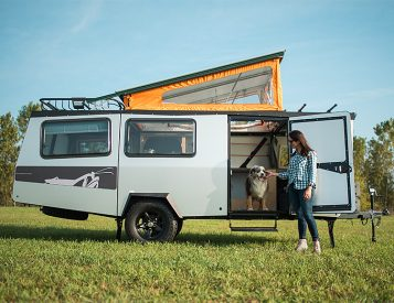 The Mantis Camper Has Everything You Need & Nothing You Don't