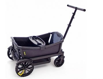 In the Veer Cruiser, Your Little Ones Can Go Anywhere
