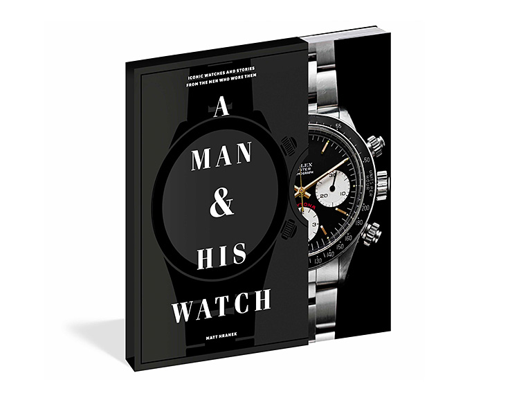 A Man and His Watch: Iconic Watches and Stories from the Men Who Wore Them at werd.com