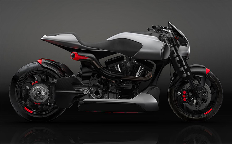 Keanu Reeves' Arch Motorcycles Rolls Out 3 New Models at werd.com