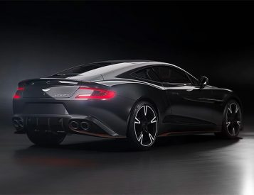 Aston Martin's Vanquish S Just Got An Ultimate Upgrade