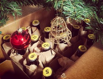 This Beer Advent Calendar is Daddy's Little Holiday Helper
