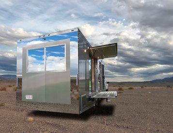 Living Vehicle is the Camper You've Been Waiting For