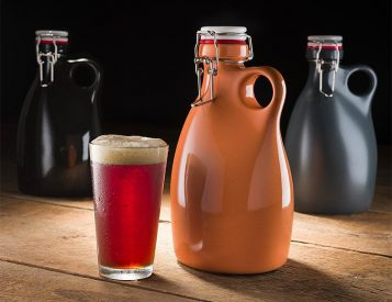 Keep Your Craft Beer in a Craft Growler