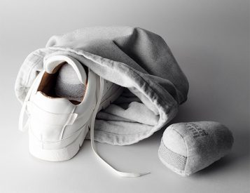 Keep Your Kicks Looking Fresh To Death with the Soft Shoe Stuff Kit from Hardgraft