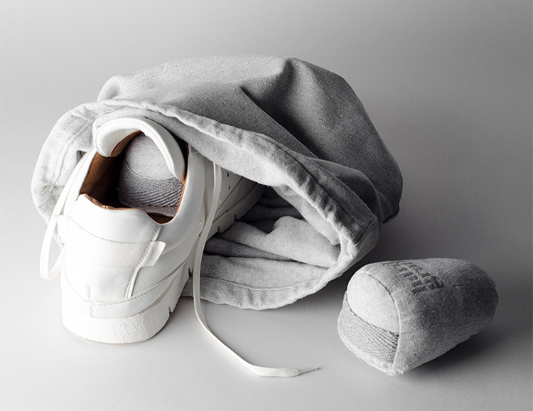 Keep Your Kicks Looking Fresh To Death with the Soft Shoe Stuff Kit from Hardgraft at werd.com