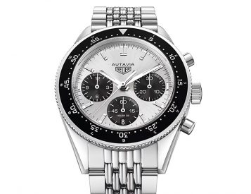 An Instant Classic: The TAG Heuer Autavia Jack Heuer Special Edition