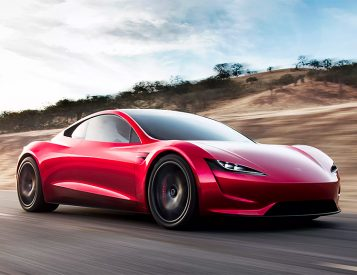 Tesla Unveils the 2nd Generation Roadster, the World's Fastest Production Car